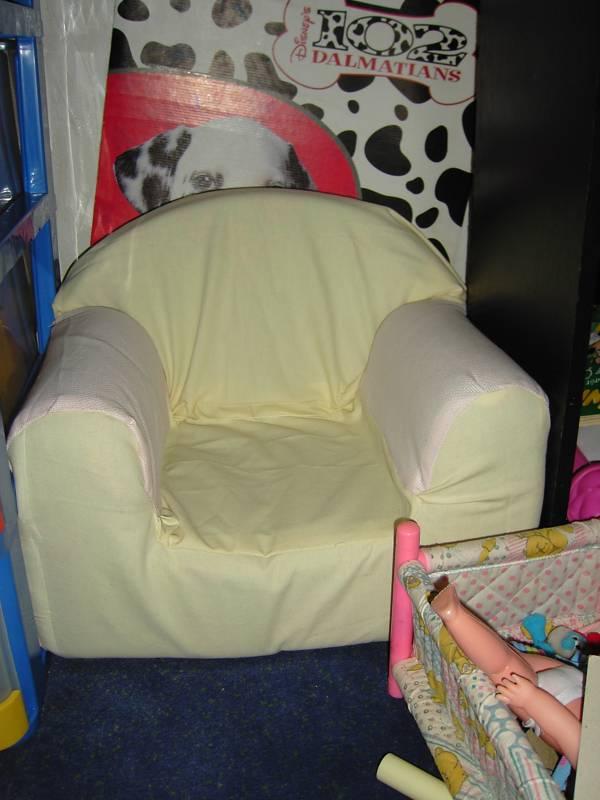 housse pour fauteuil en mousse